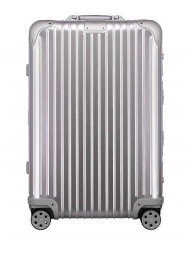 Rimowa Rimowa Original Check In Medium  Bavul 101616632 Gümüş
